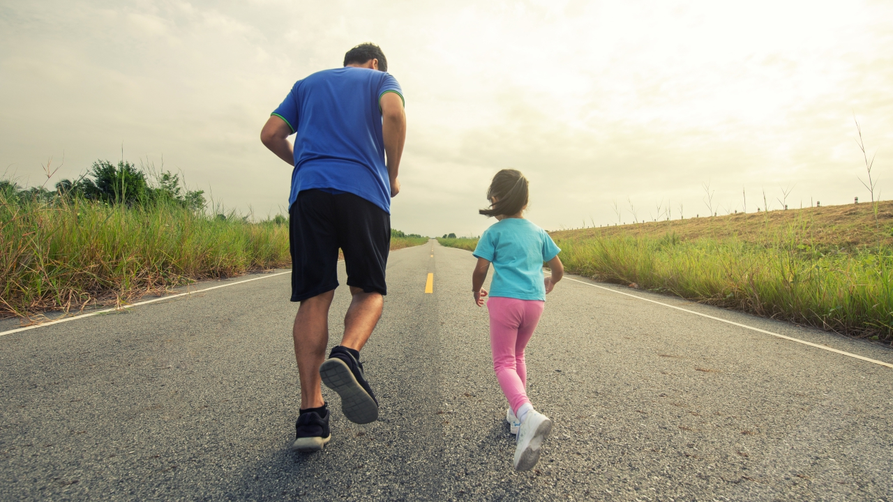 running is good for your body
