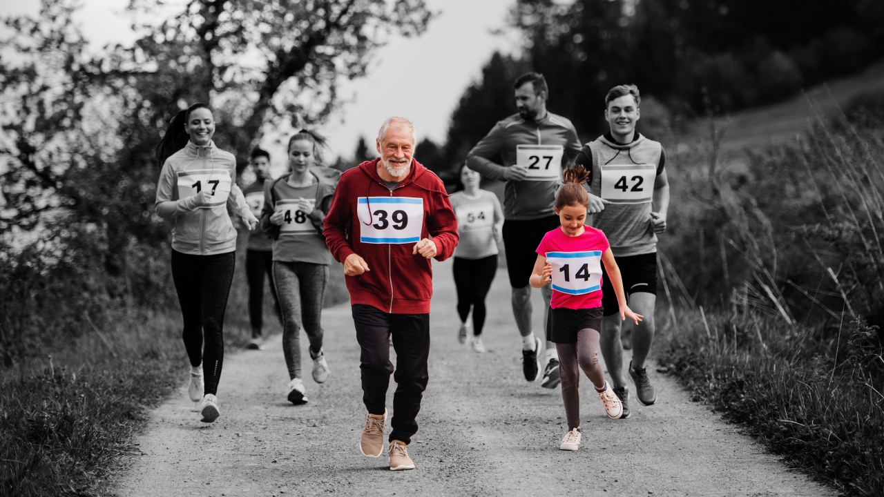 Is there a right age to start running