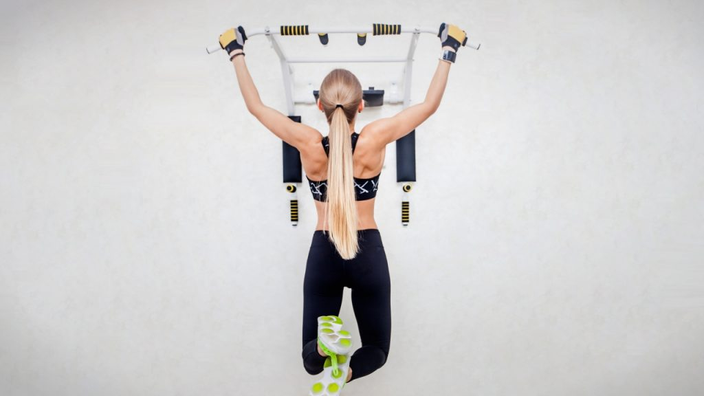 Home Exercise Equipment: Pull-up bars