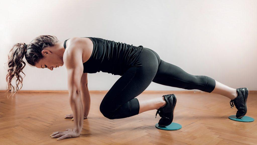 Home Exercise Equipment: Sliders