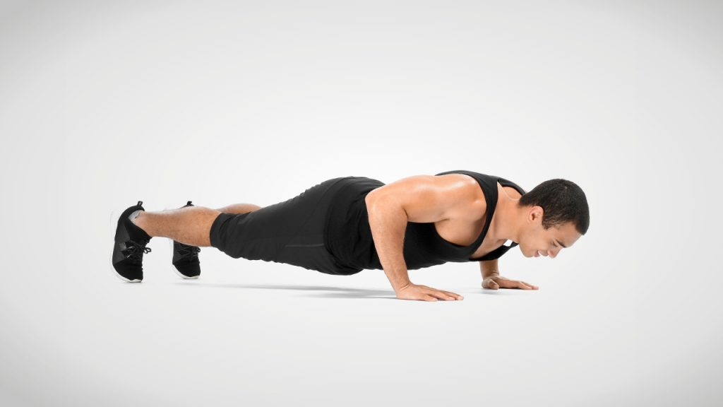 Exercise for beginners: Push ups