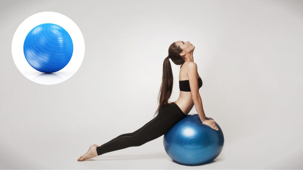 Home Exercise Equipment: Exercise ball