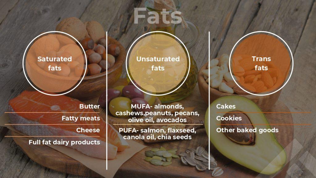 Macronutrients: Fats