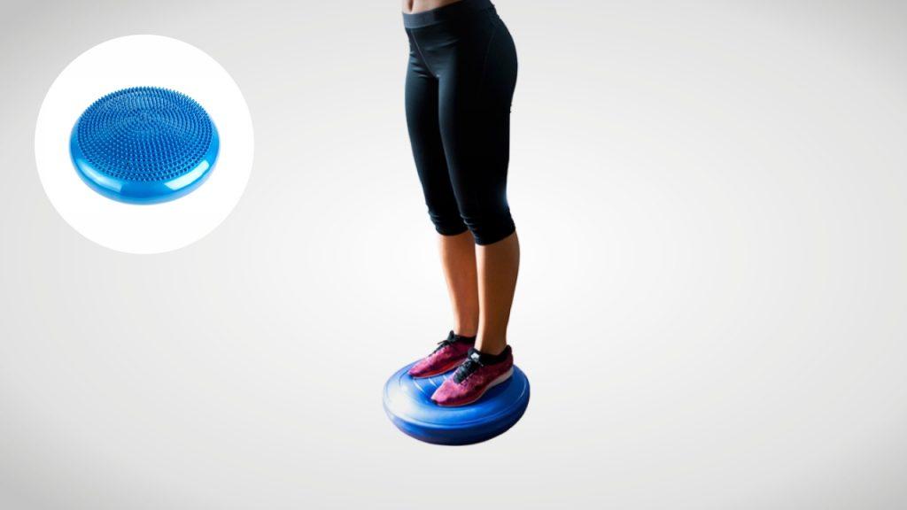 Home Exercise Equipment: Balance disc