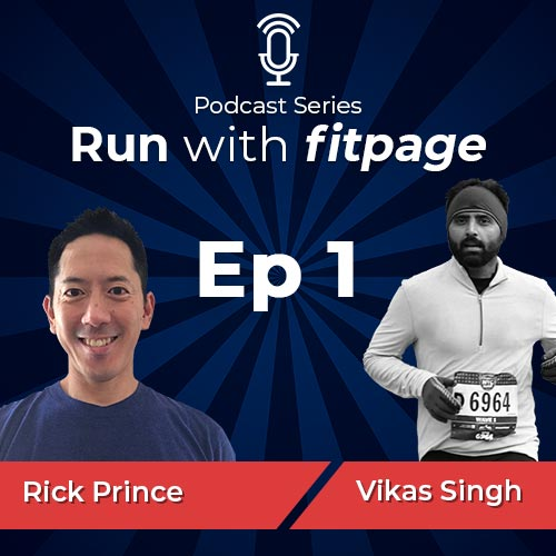 Ep. 1: How To Get Started With Running with UESCA Founder Rick Prince