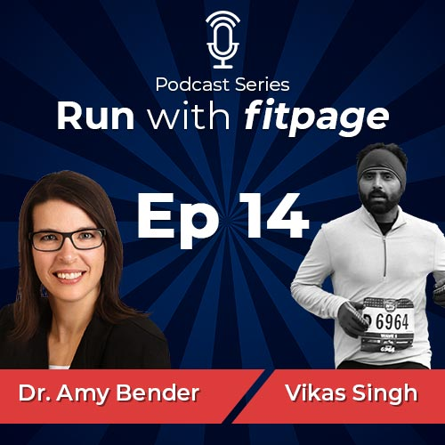 Ep 14: Dr. Amy Bender on the Importance of Sleep and How to Sleep Better