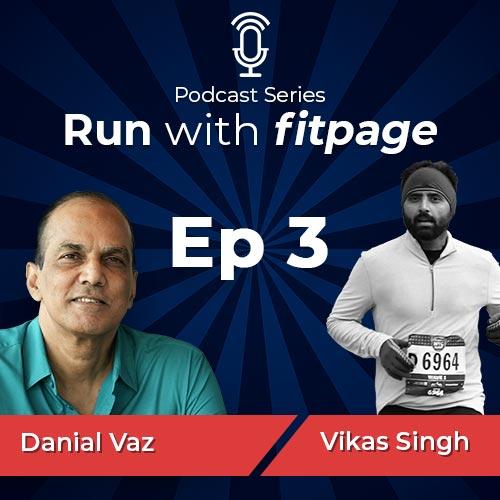 Ep. 3: Basic Concepts In Running with Coach Daniel Vaz, Head Coach at Nike Run Club