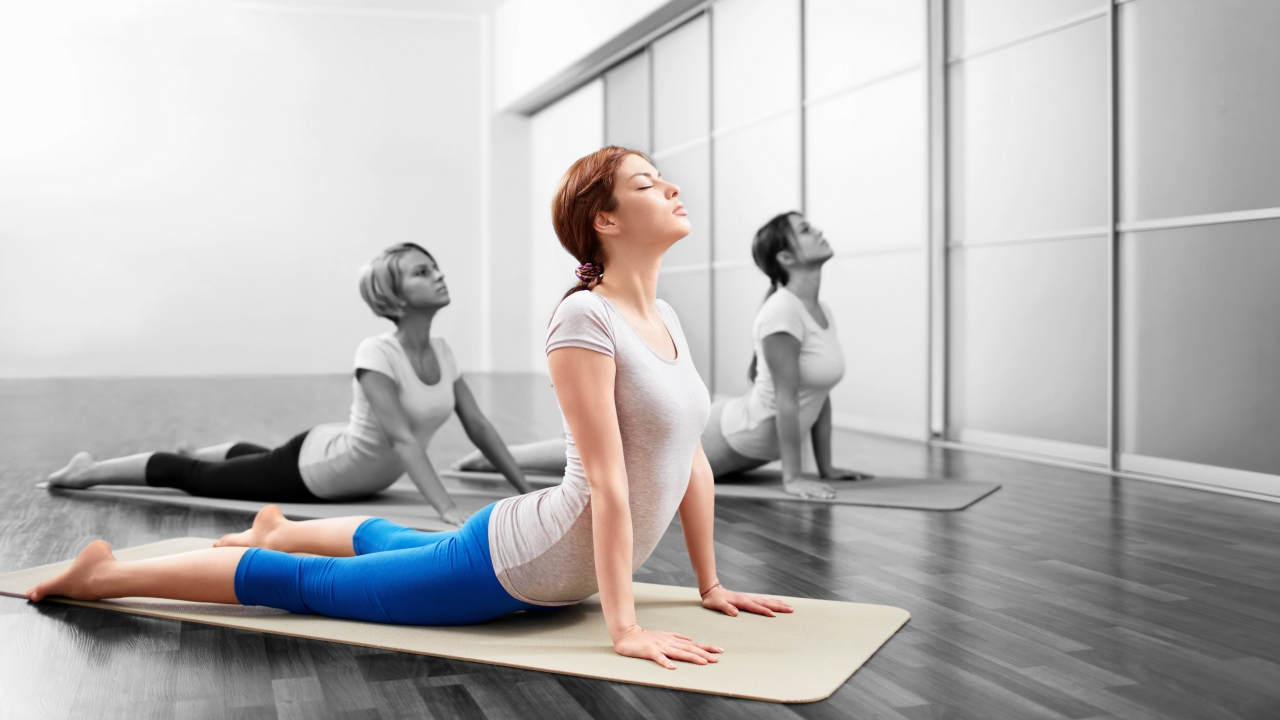 What to wear to a yoga class