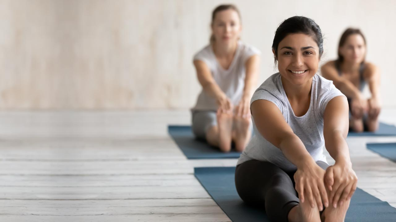 How to stay motivated on yoga journey