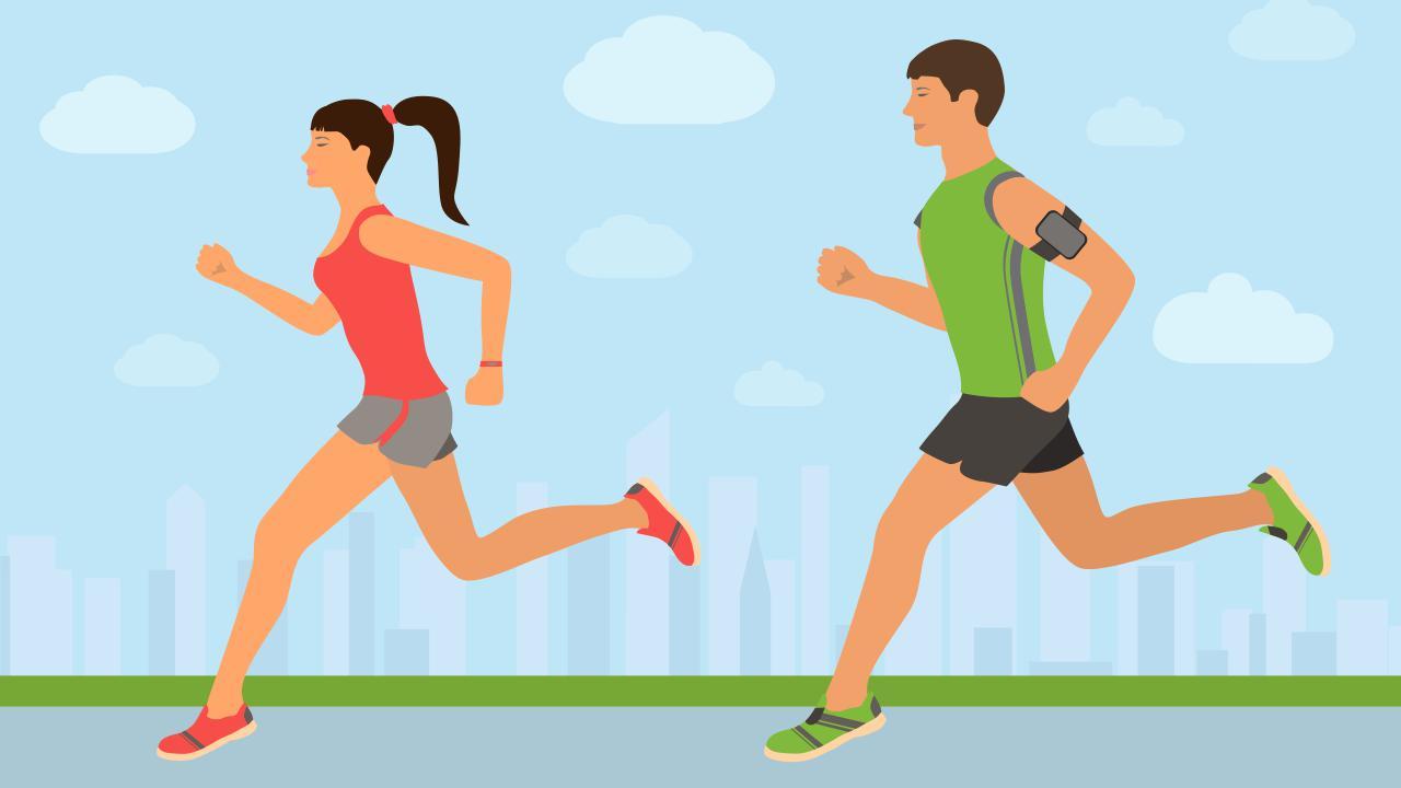 run slow to run faster