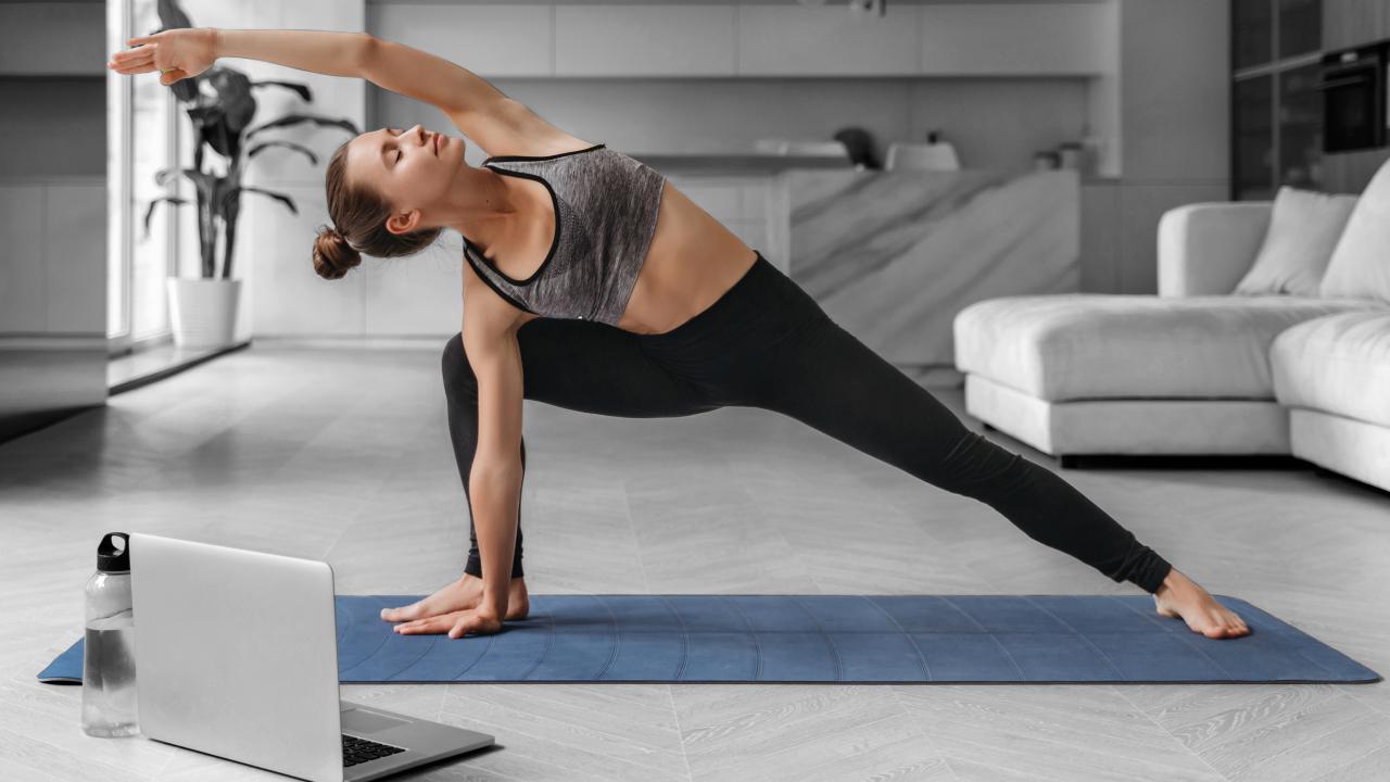 How often should you practice yoga