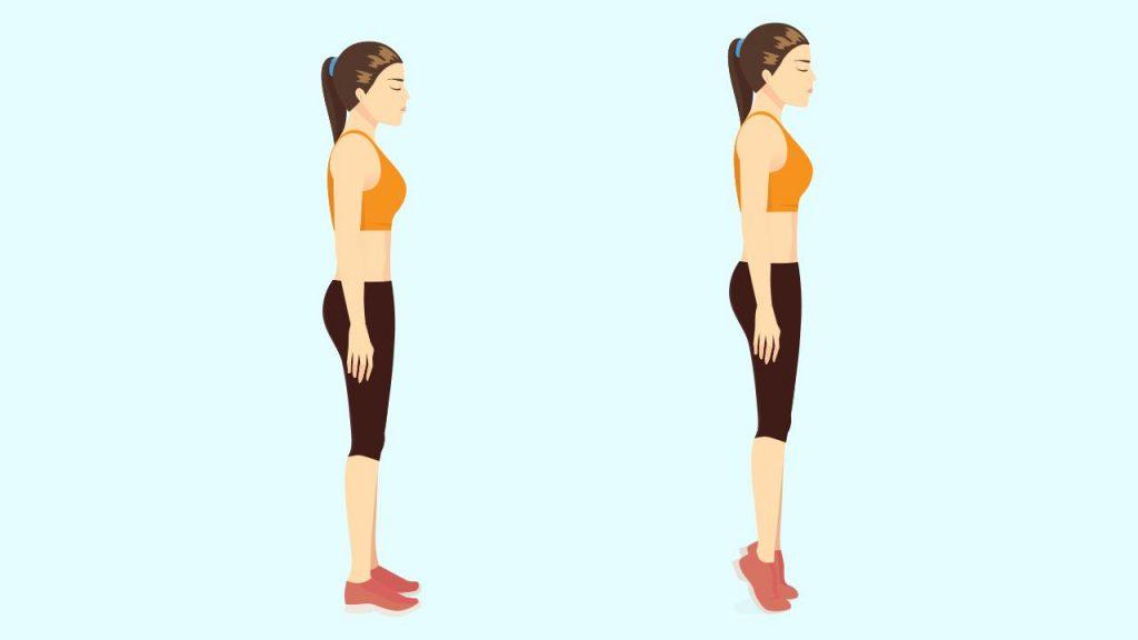Gym lower body exercise: Calf raises
