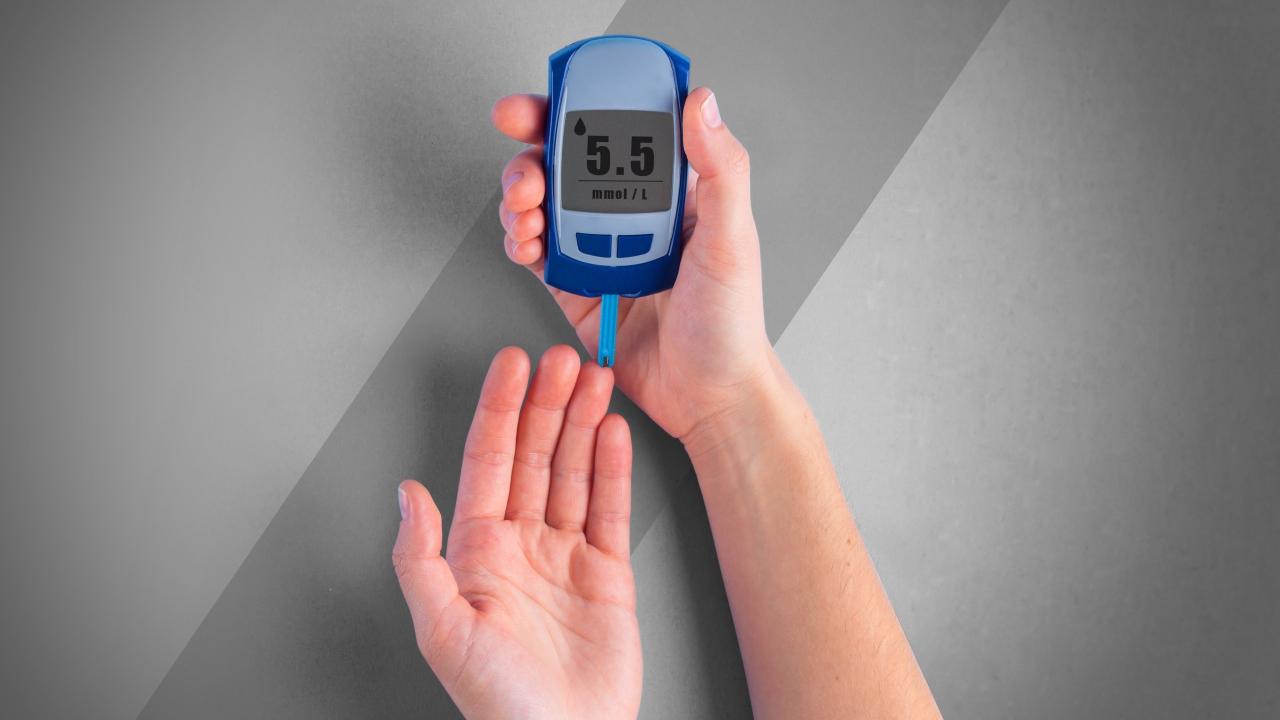 long term complication of diabetes