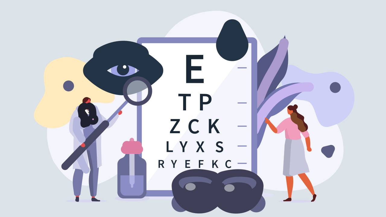 eye health and how to take care of it