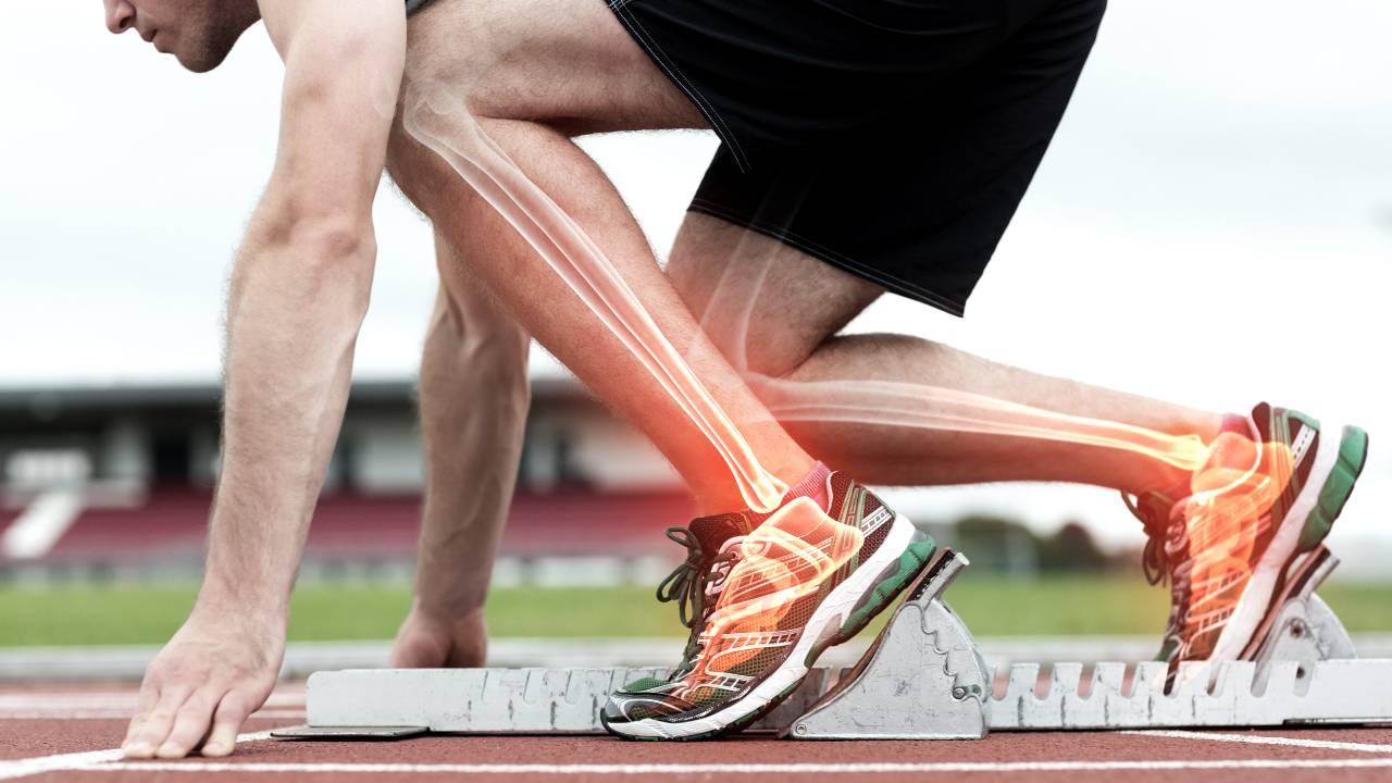 Running and bone strength