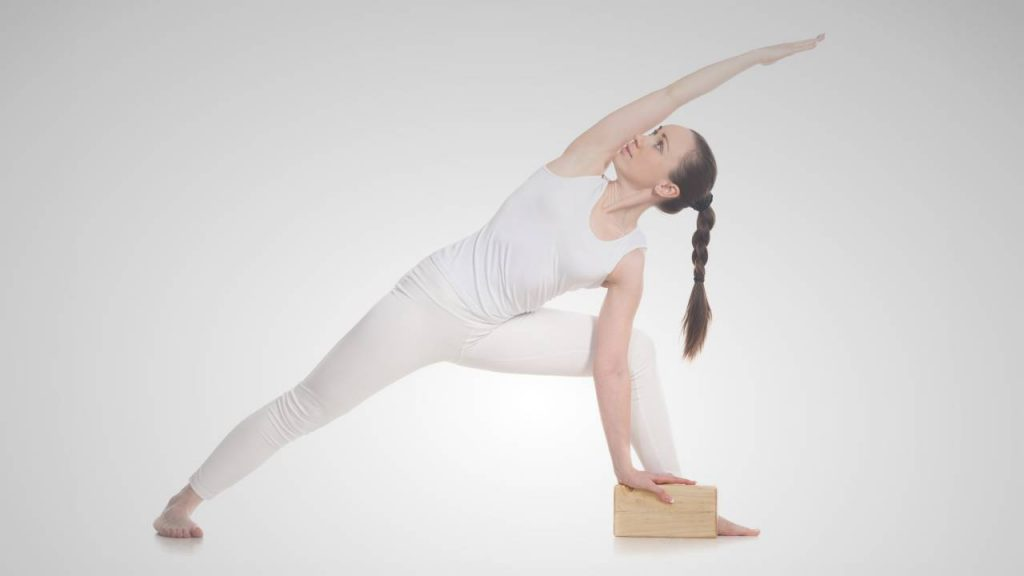 How to use yoga block