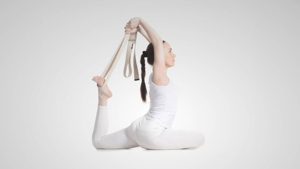 How to use yoga strap