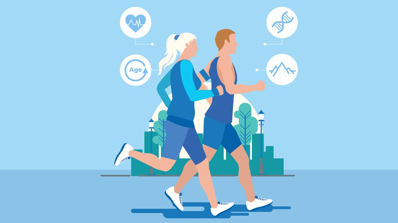 VO2max and its role in running