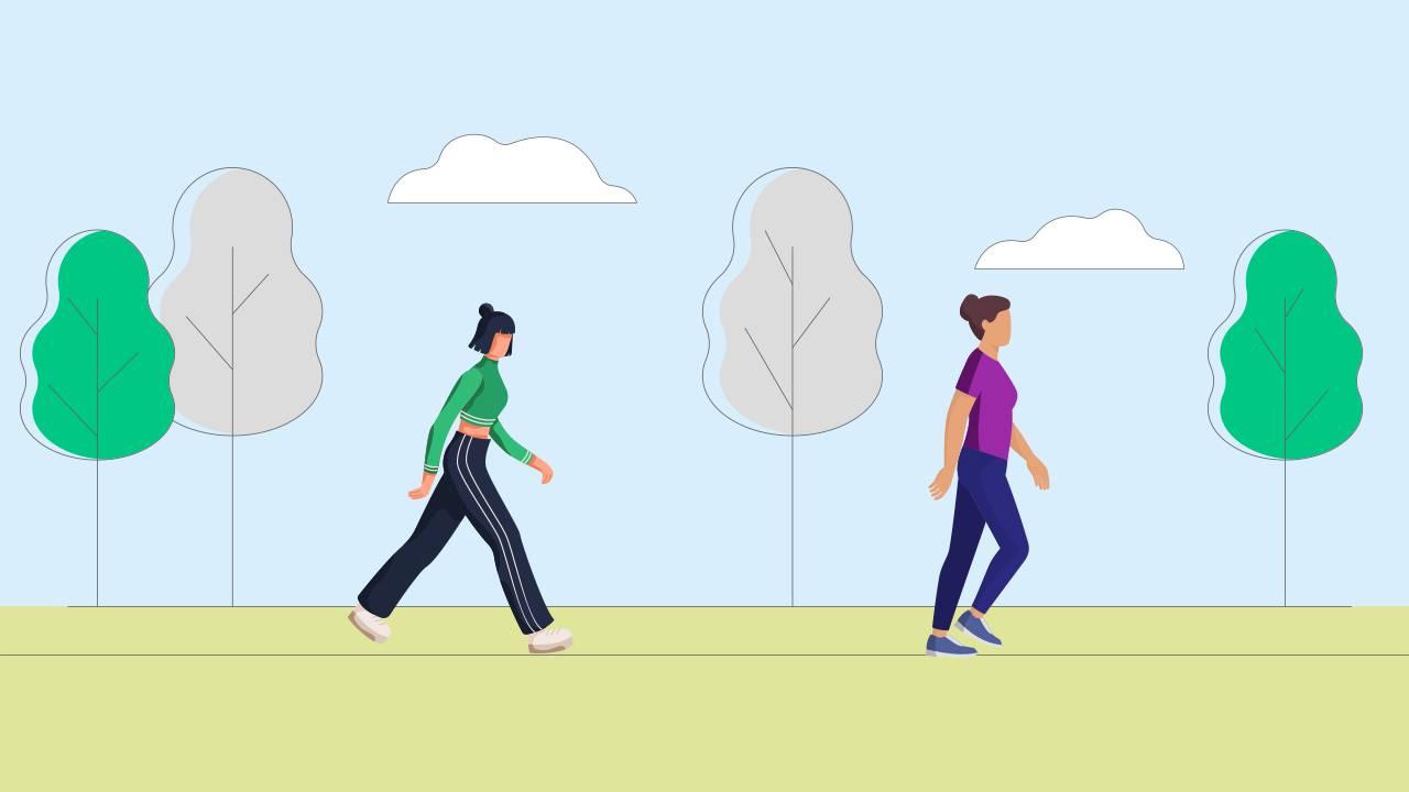 Types of Walks
