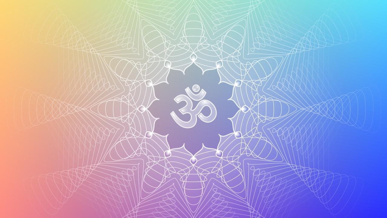 Om meaning