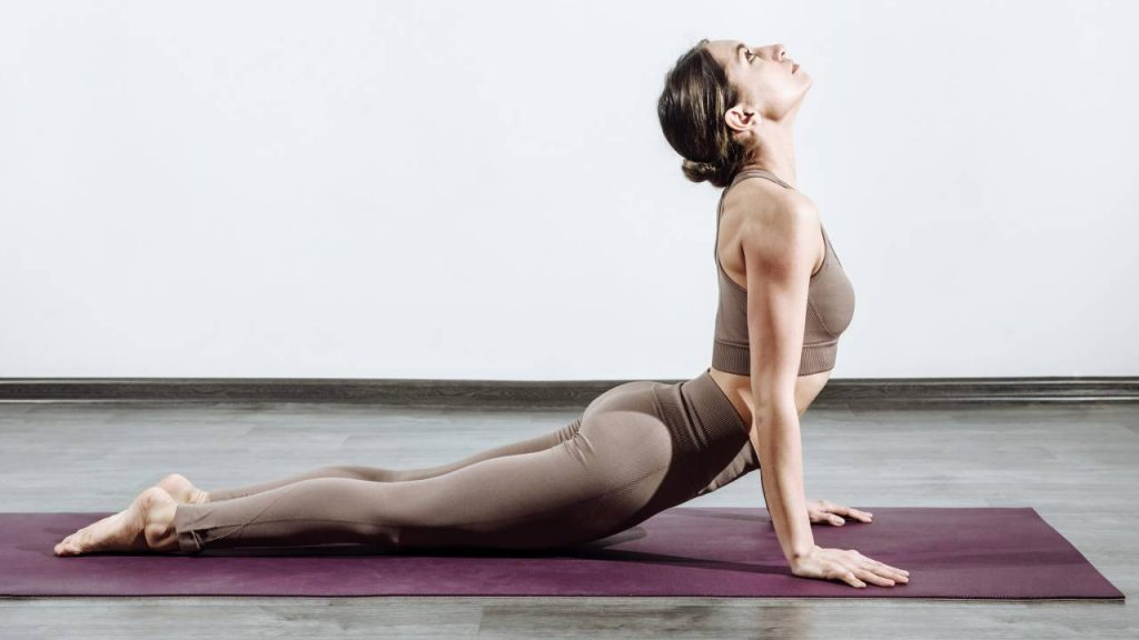 Yoga helps protect the spine