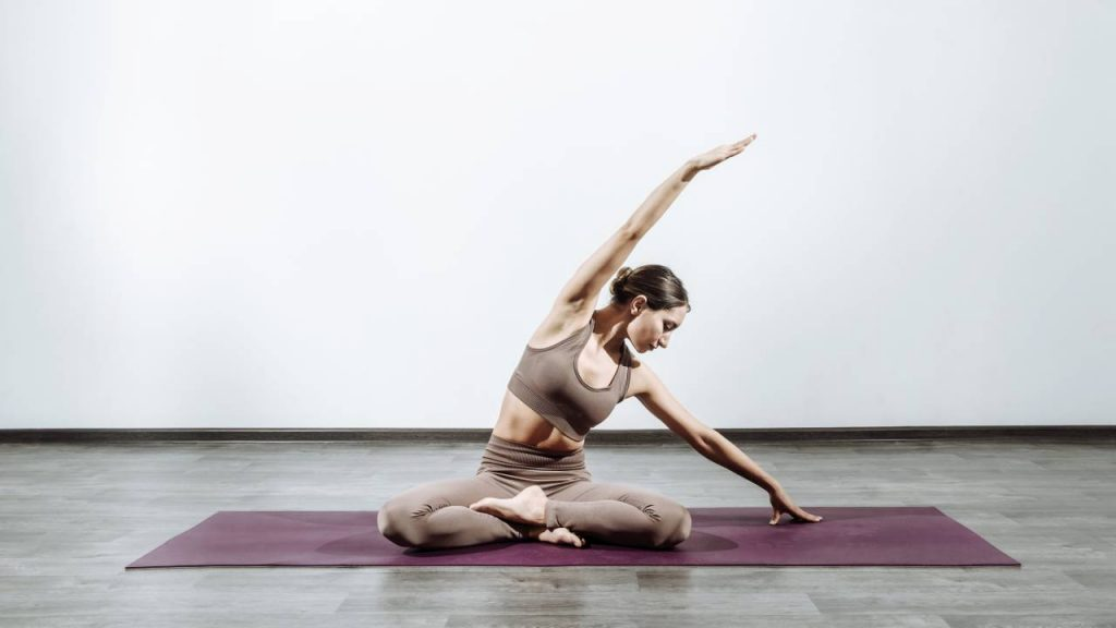 Yoga helps reduce aches and pains