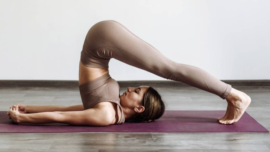 Yoga helps in stimulating blood flow