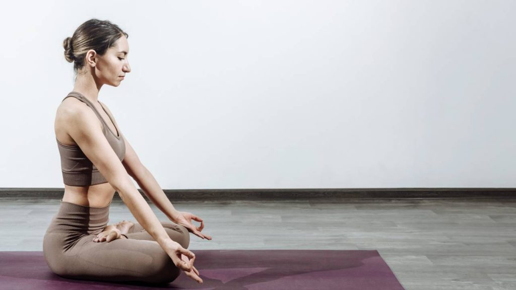 Yoga helps in improving lung functioning