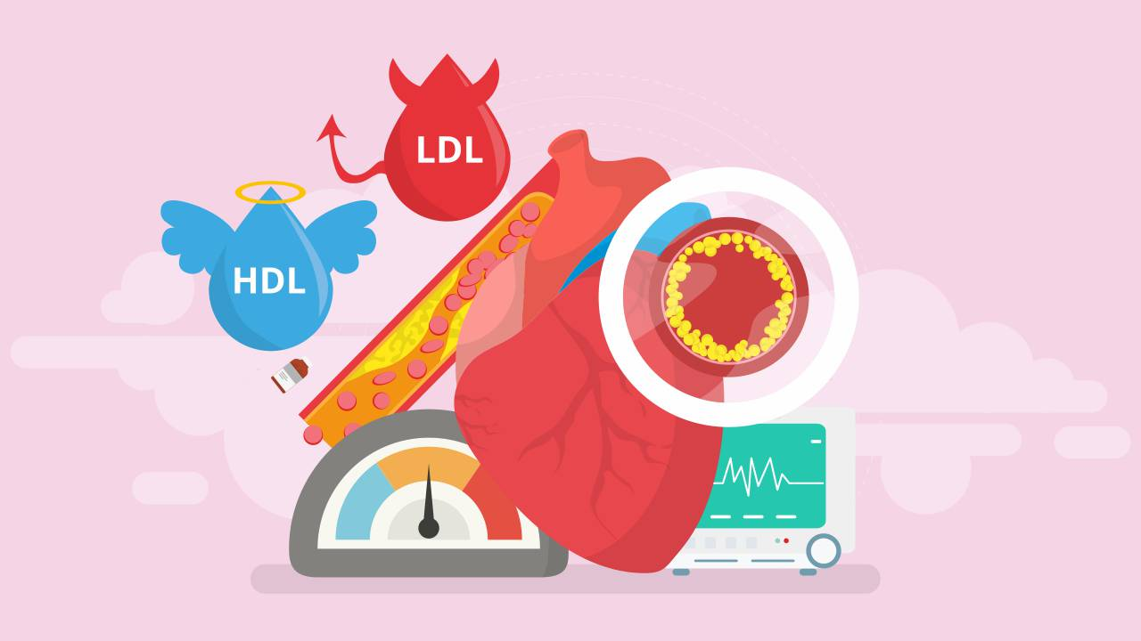 Triglycerides and heart health