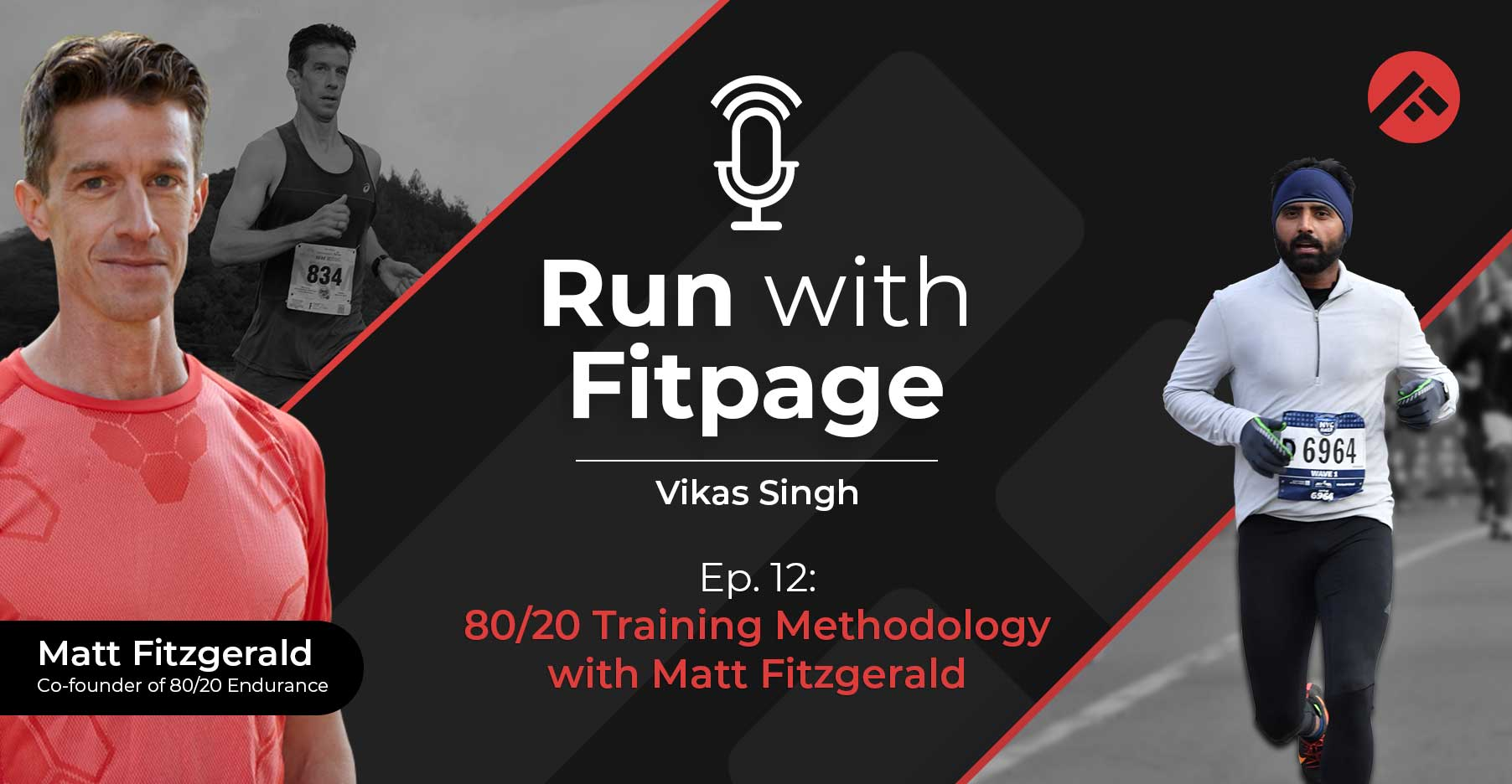 Run with Fitpage