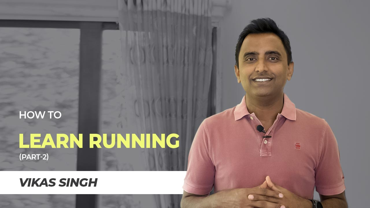 How to learn running