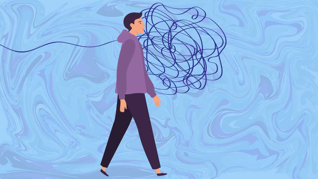 Does walking help in anxiety management