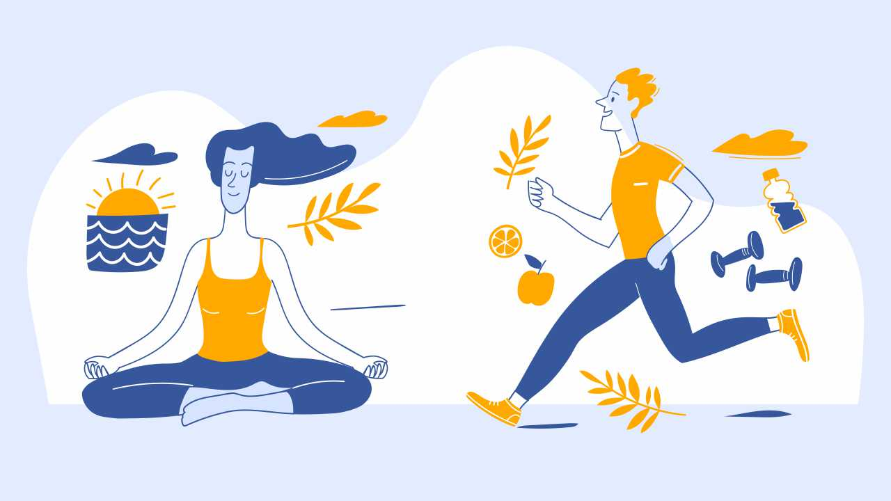 meditation and its role in running
