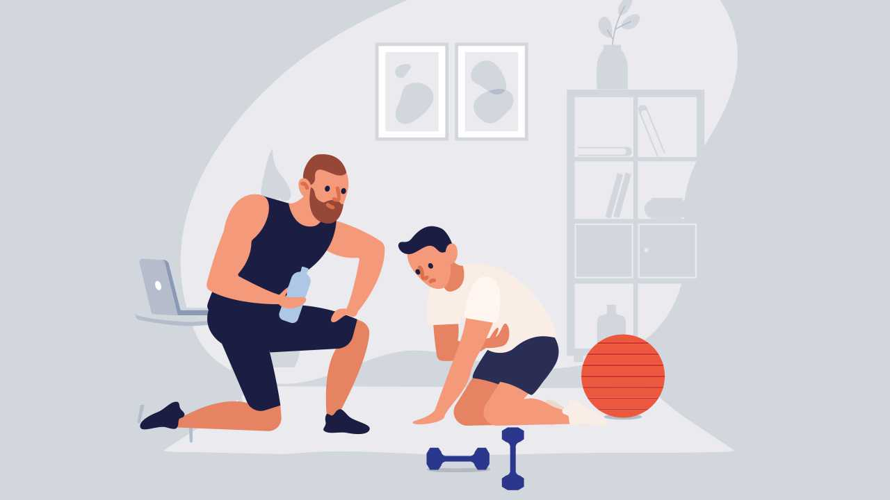 how not to fail at exercise
