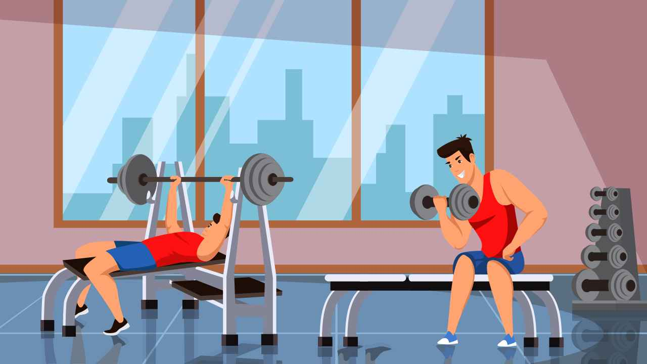 Science of progression in resistance training