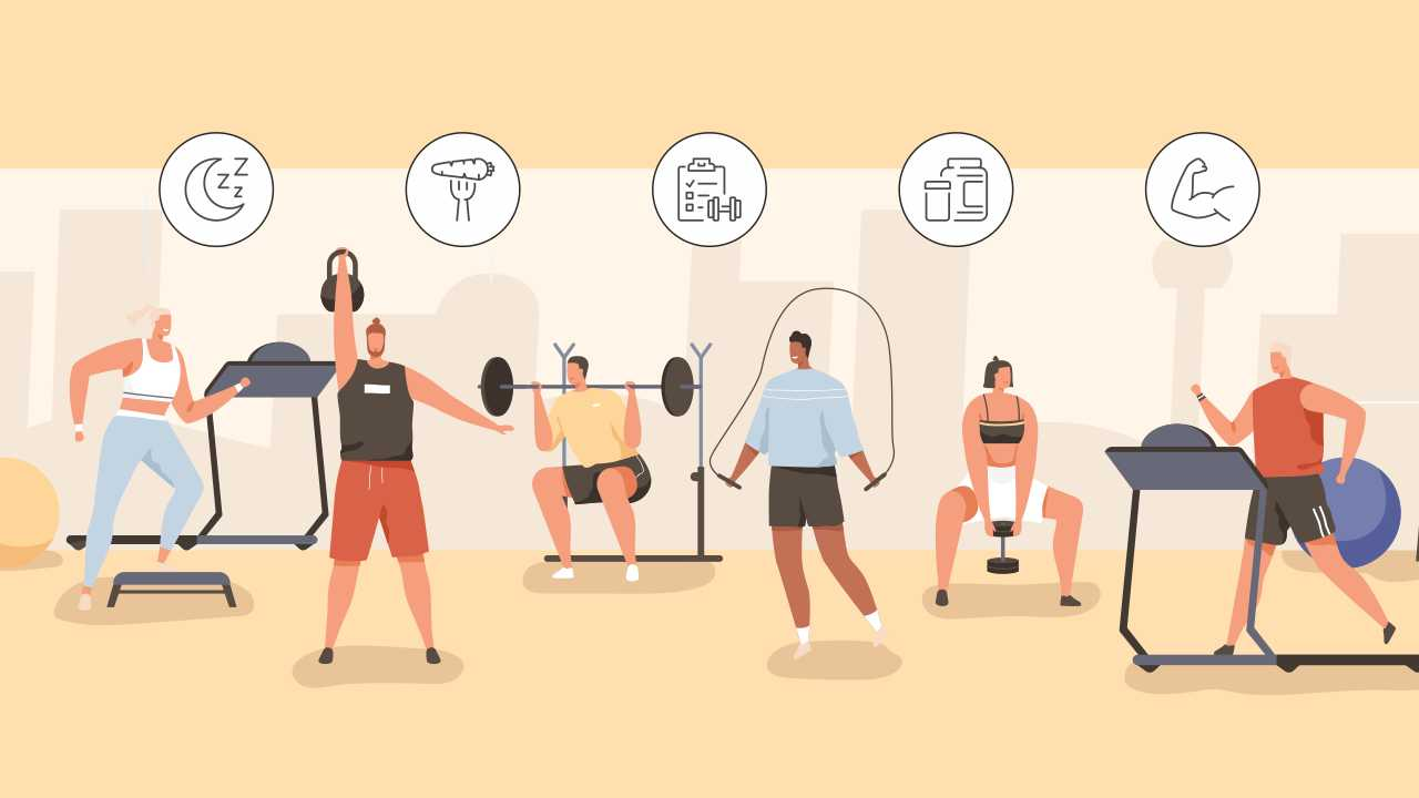 How to Maintain Muscle Hypertrophy