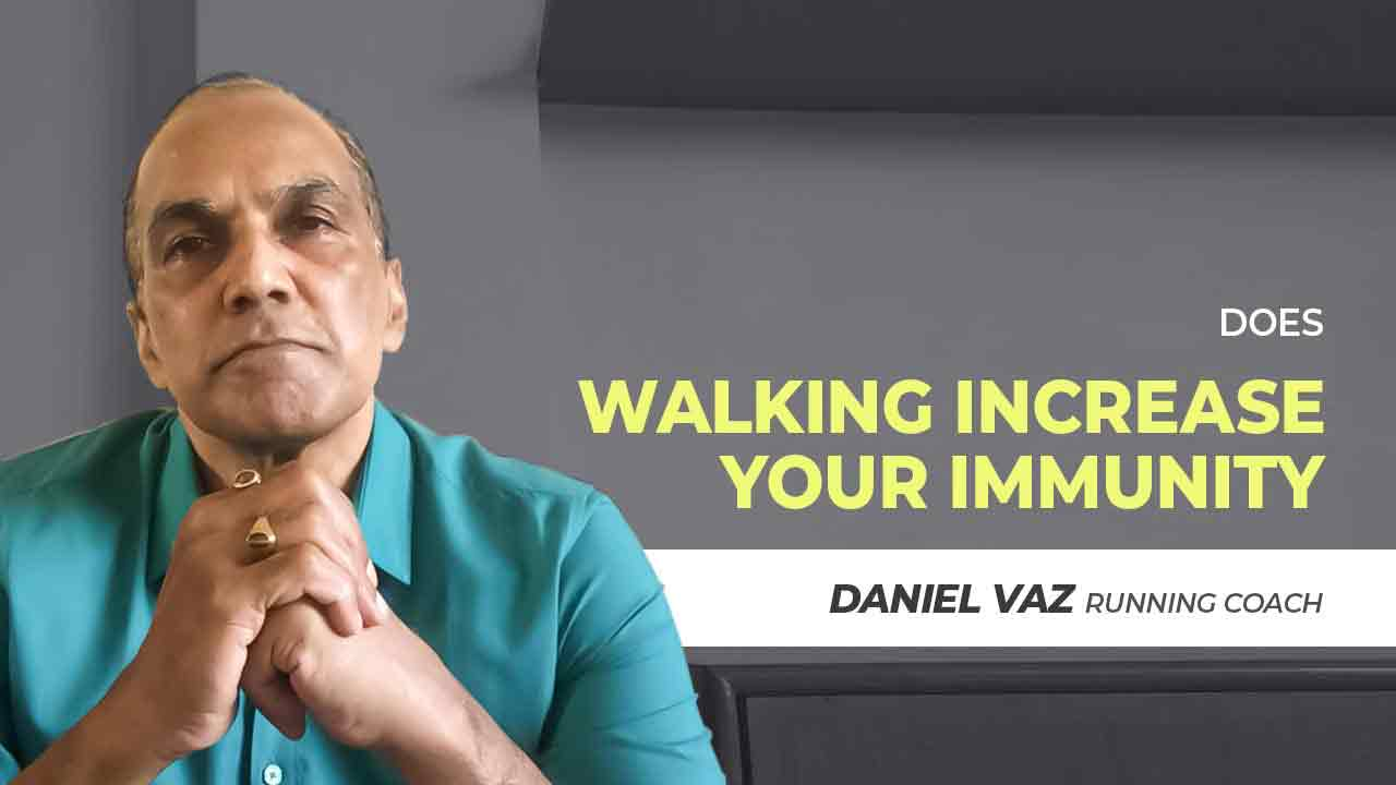 Walking for Immunity