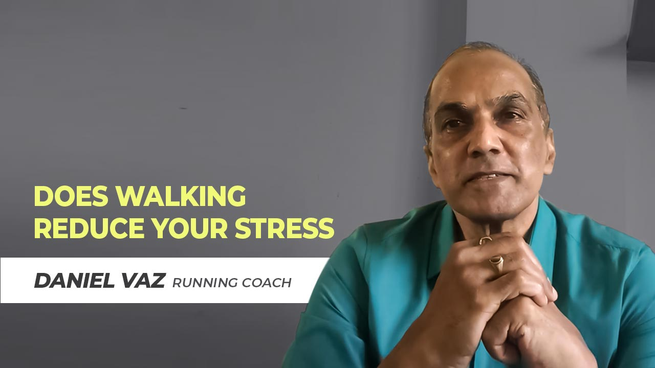 Walking for Stress