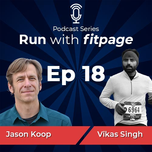 Ep 18: Jason Koop, Head Coach of CTS Ultrarunning on Getting Faster and How to Not Hit a Plateau