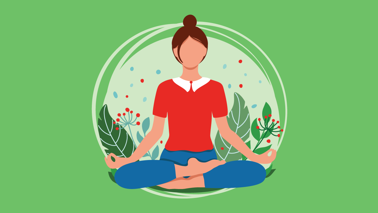 Meditation to relieve anxiety