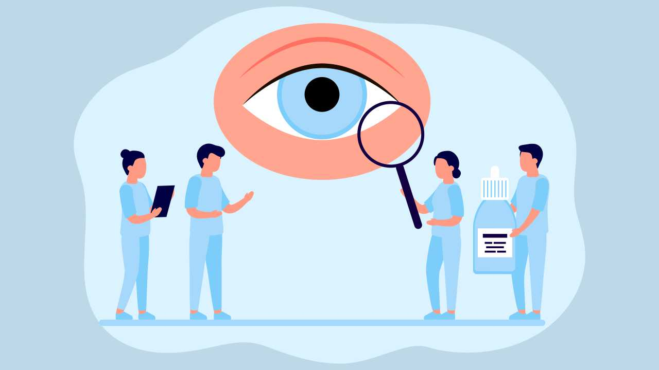 Symptoms, causes, and management of glaucoma