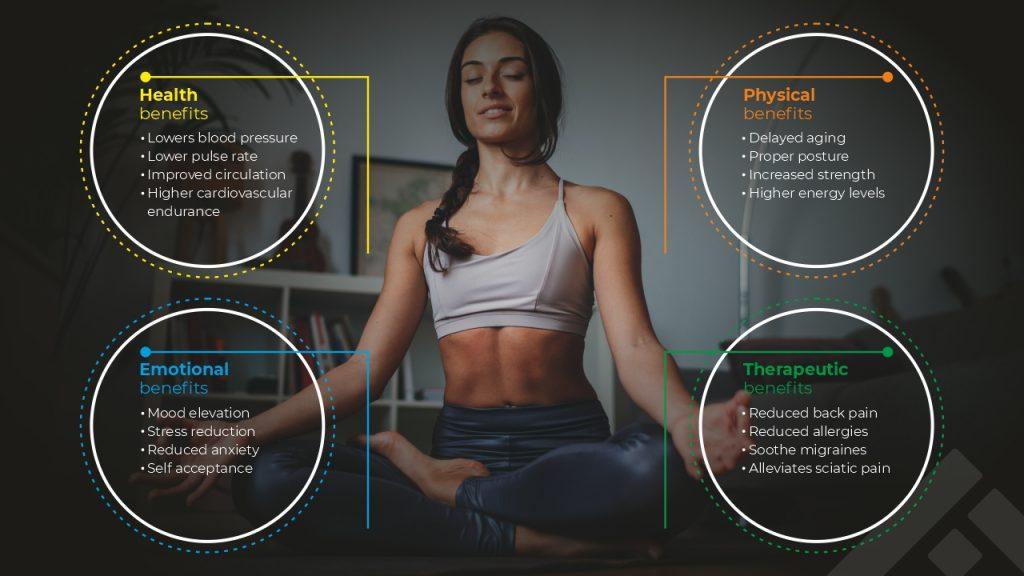 Advantages of doing yoga