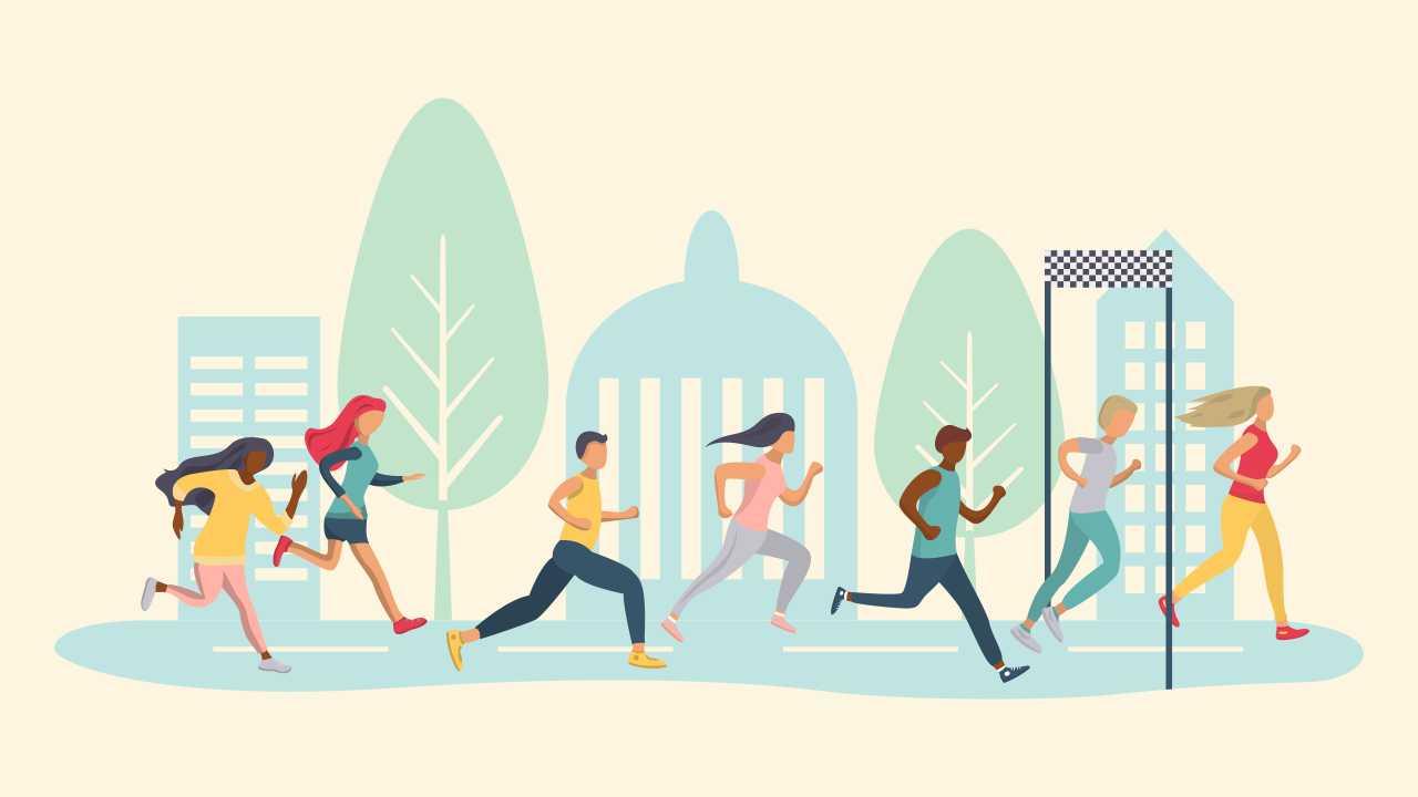 Ways to avoid losing weight while marathon training