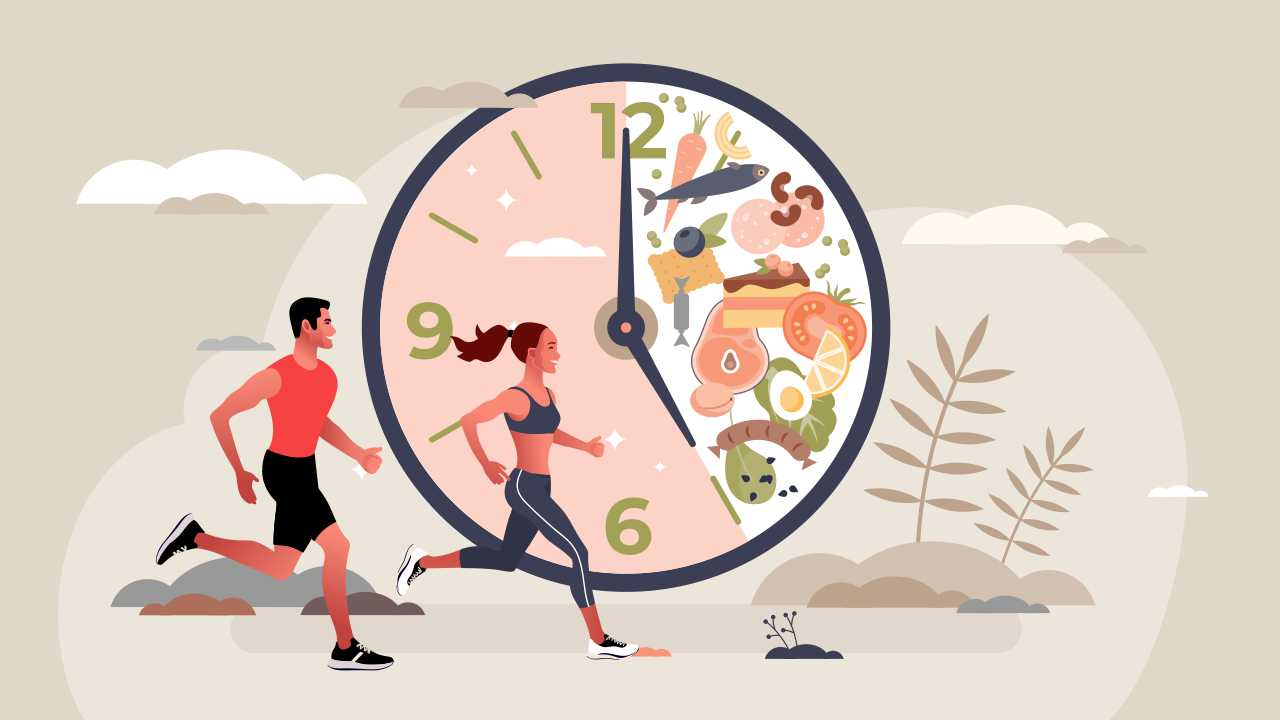 Nutrient-timing for runners