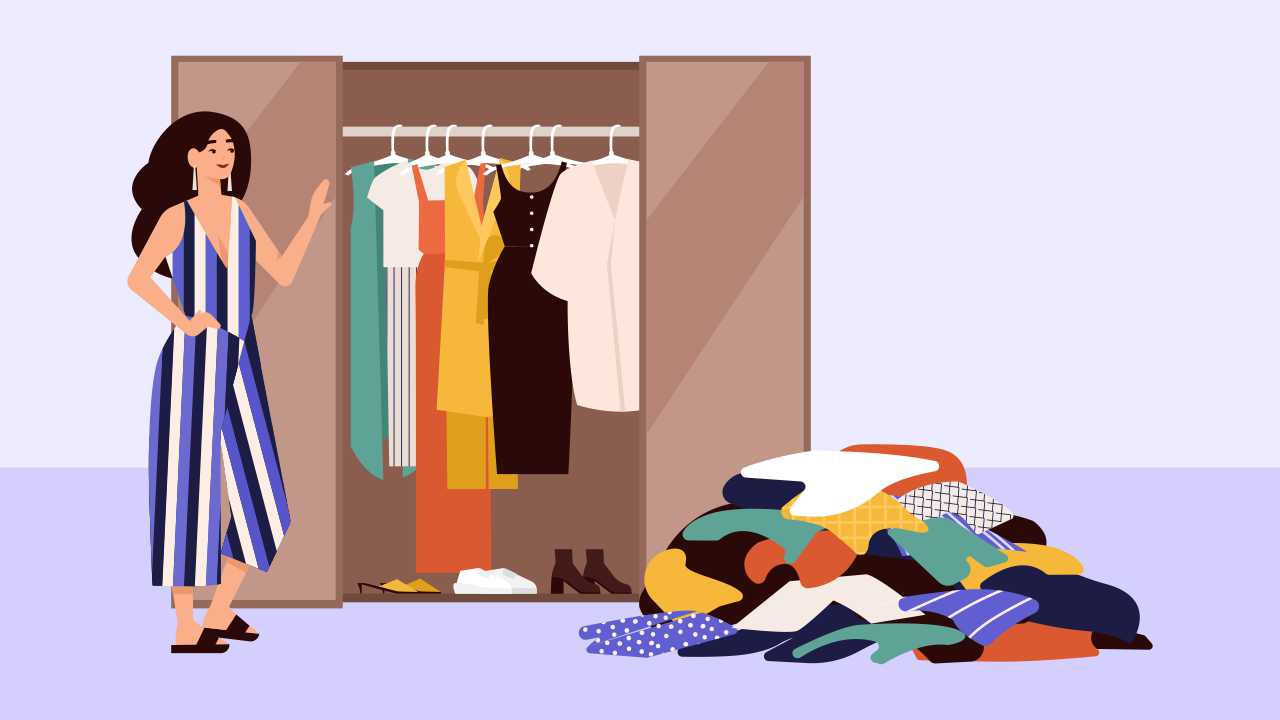 Tips to build a sustainable wardrobe