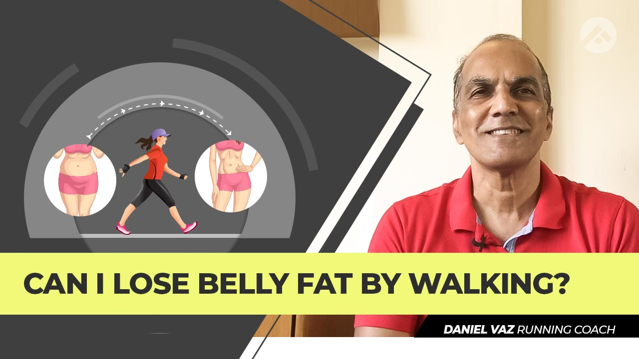 Can I Loose Belly Fat By Walking?