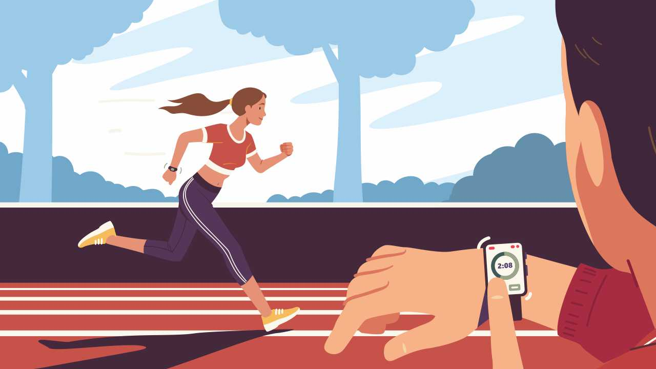 how does age affect running speed