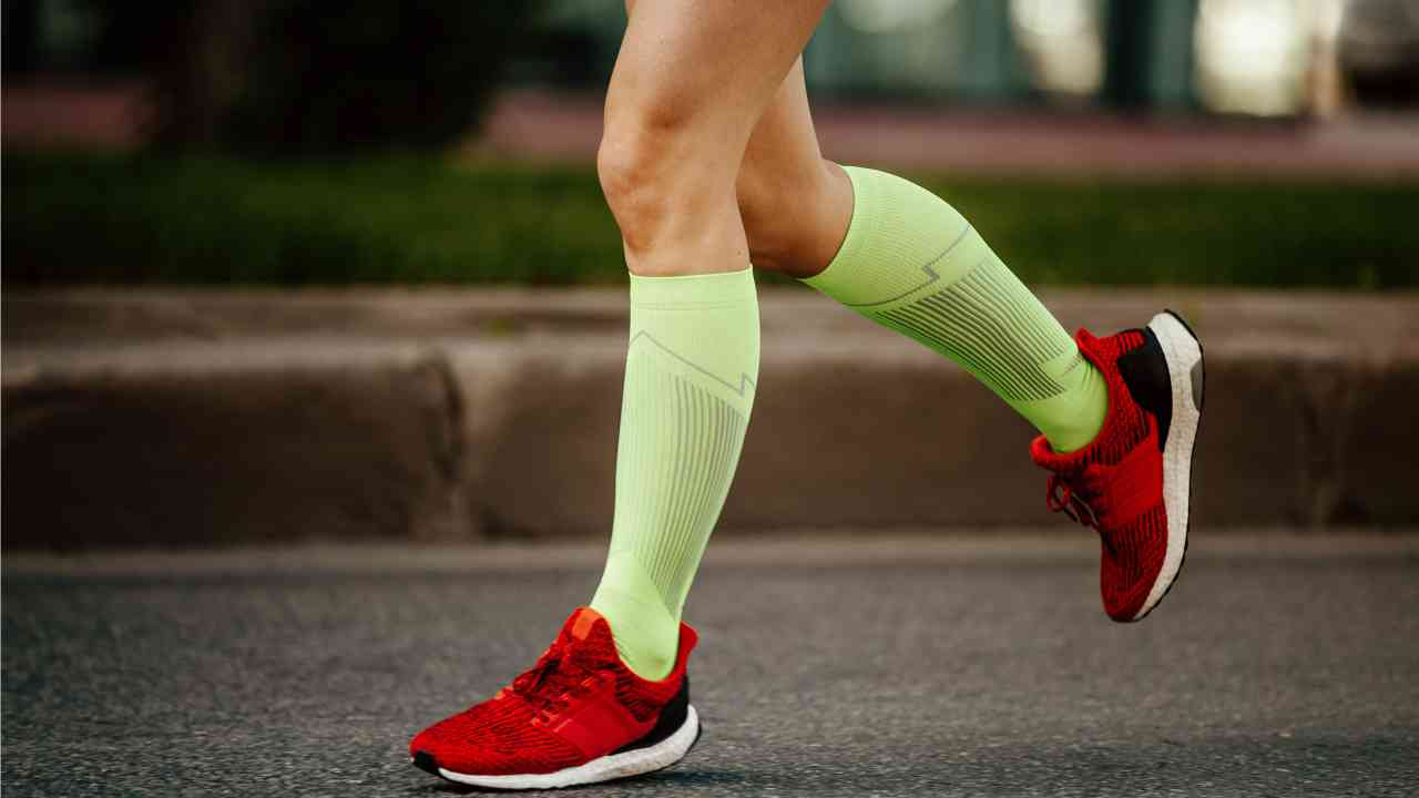 compression clothing for runners