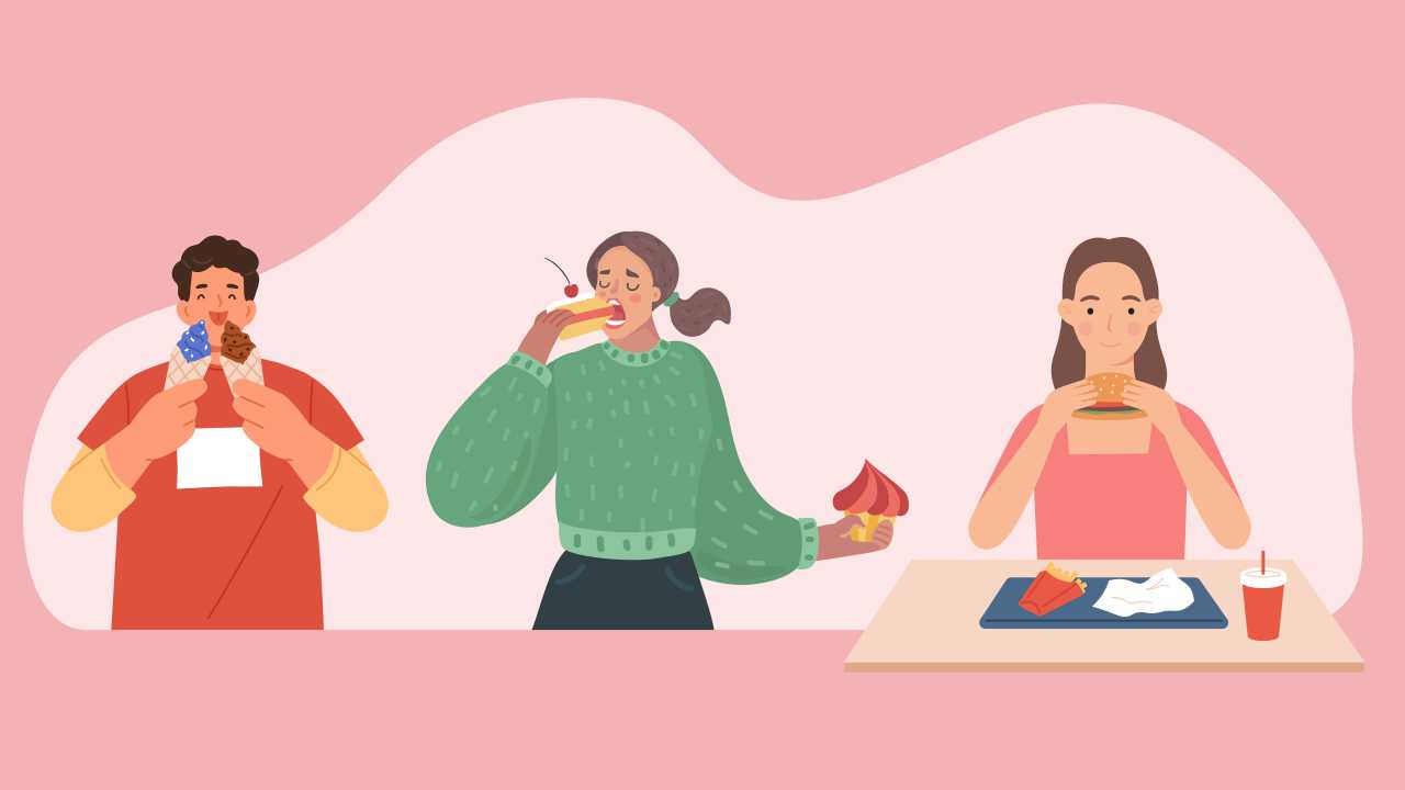 how to tackle food addiction