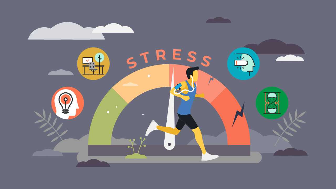 Impact Stress on Running Performance